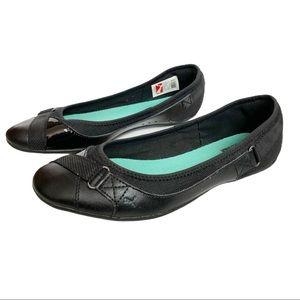 🌸Puma Bixley Glamm Black Ballet Flats